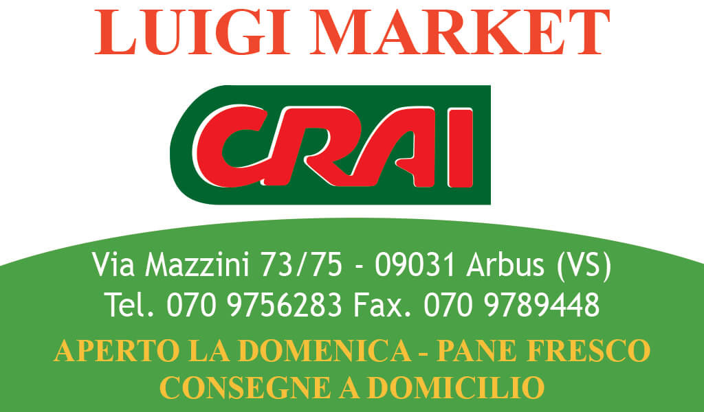 Luigi Market CRAI