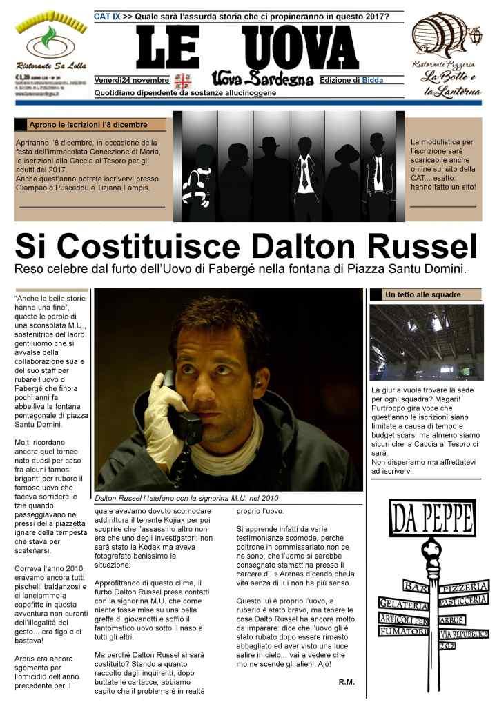 CAT III - Dalton Russel