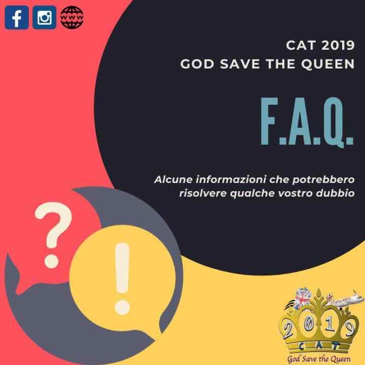 CAT 2019 F.A.Q.