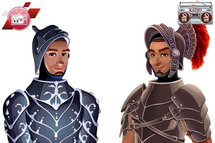 Cavalieri e predoni