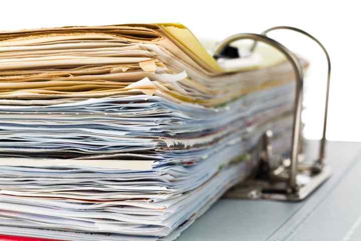 Burocrazia - Documenti