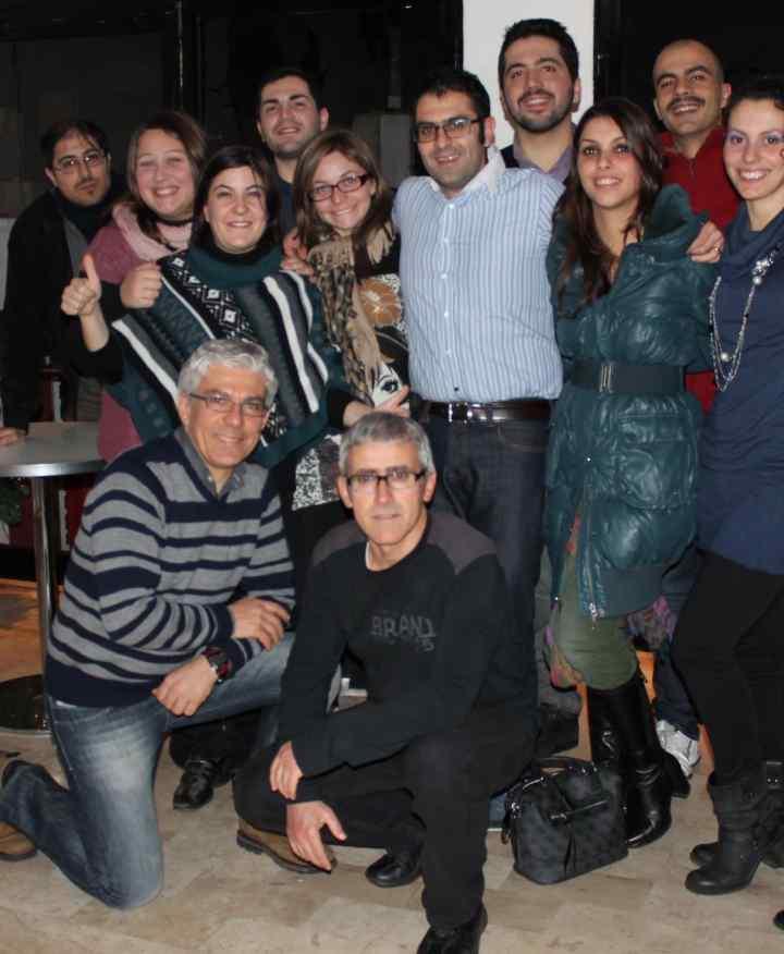 Il gruppo storico 2008