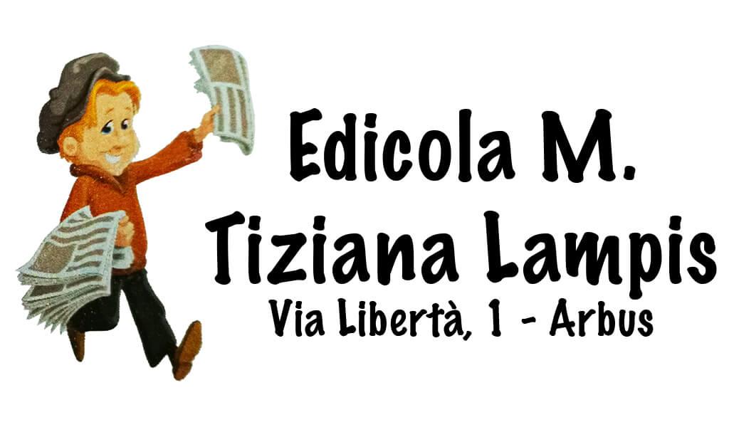 Edicola di Lampis Tiziana
